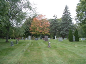 Recovery of Abandoned Minnesota Cemetery Lots - Non-Judicial Private Action